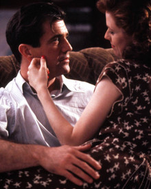 Mel Gibson & Isabel Glasser in Forever Young Poster and Photo