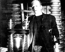 Boris Karloff in Frankenstein Poster and Photo