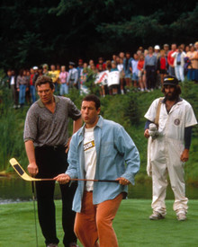 Adam Sandler & Christopher McDonald in Happy Gilmore Poster and Photo