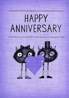 #176  Happy Anniversary - I'm so happy we're still married.