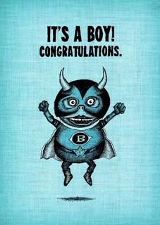 #175  It's a boy! Congratulations.