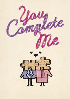 B-025  You Complete Me