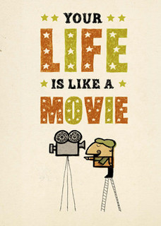 B-023  Your Life Is Like A Movie.