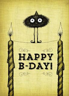 #159  Happy B-Day!