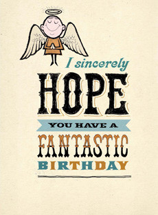 B-013   Fantastic birthday / Facebook wall