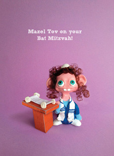 #152 Mazel Tov on your Bat  Mitzvah!