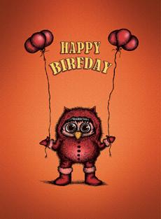 #130  Happy Birfday