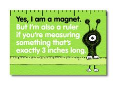 MAG-003 - MAGNET/RULER