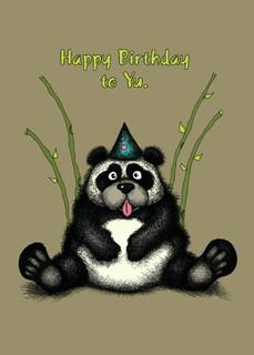 #082  Happy Birthday to Yu.