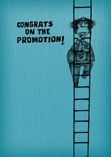 #055  Congrats on the promotion!  - I'm totally shocked