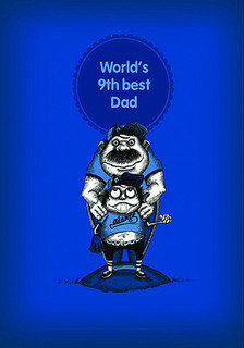 #040  Worlds 9th best Dad - A couple crucial mistakes.