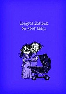 #038  Congratulations on your baby - Don't think you're ready.