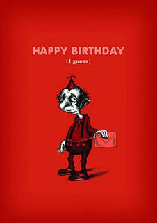 #035  Happy Birthday, I guess