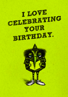 #191  I Love Celebrating Your Birth
