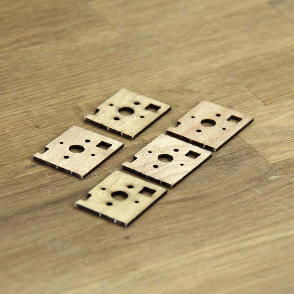 Mighty Mini Firewalls (5-pack)
