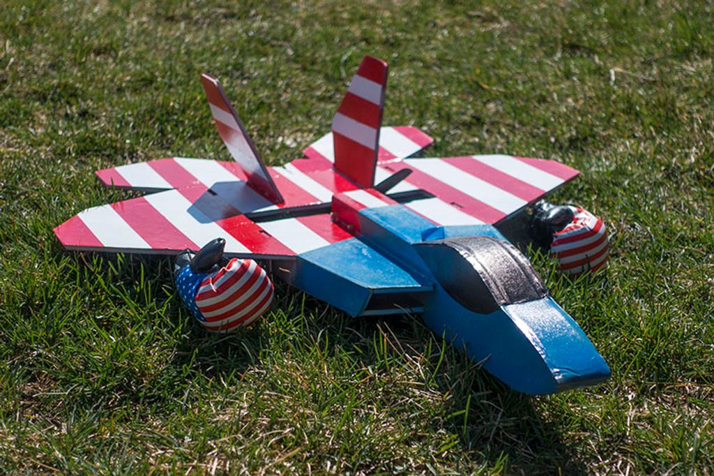 FT Mighty Mini F-22 Raptor