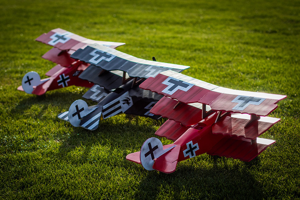FT Mighty Mini DR1 Triplane