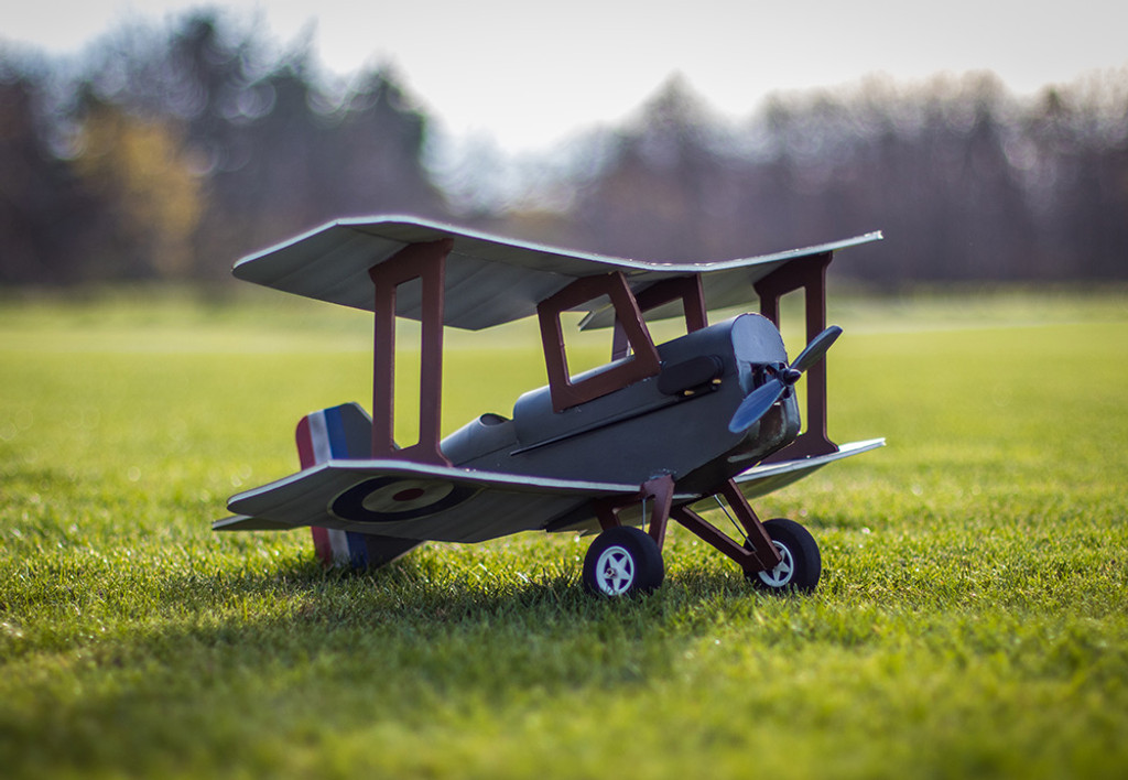 FT Mighty Mini SE5 Biplane