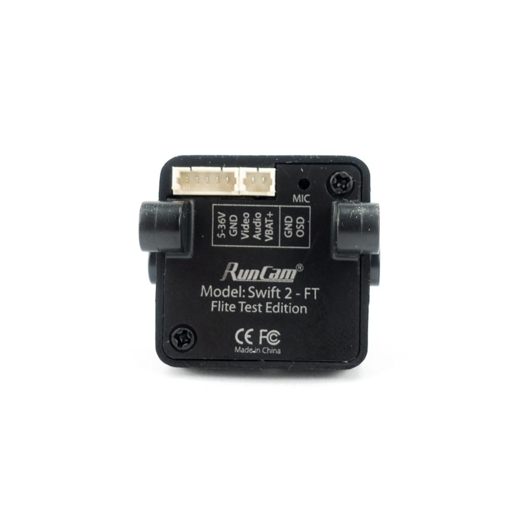 Flite Test Special Edition Run Cam Swift 2 (2.5mm Lens)