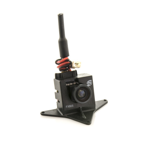 Dipole FX805 Micro FPV Camera & 5.8GHz 37CH 25mW VTX with Mounting Case