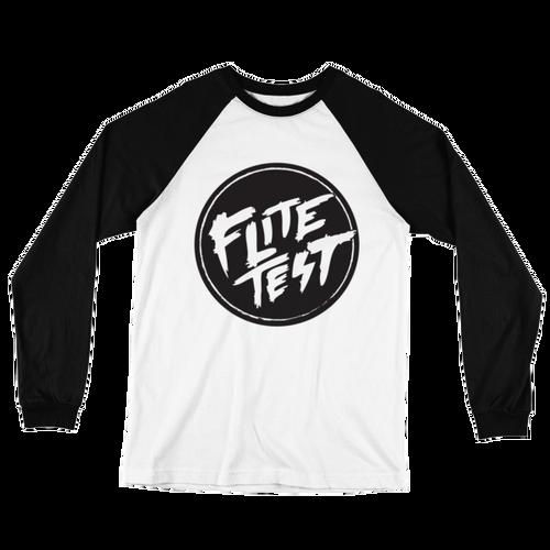 Flite Test Long Sleeve Baseball T-Shirt