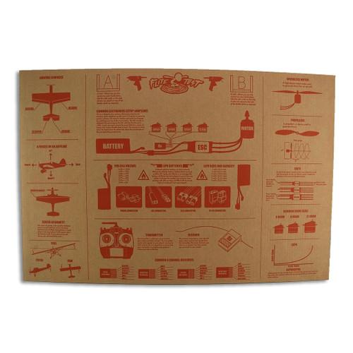 FT Cardboard Cutting Mats (10 Pack)