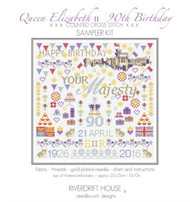 QUEEN ELIZABETH II 90TH BIRTHDAY SAMPLER KIT