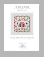 HOUSE & BIRDS MINI SAMPLER KIT