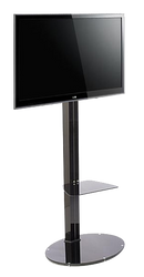 """LG 55"""" LED TV with Standard TV stand"""
