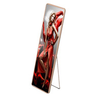 6′ TALL Digital Poster Frame