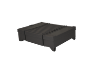 OCFM Molded Stackable Shipping/Freight Crate