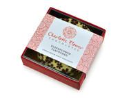 Elderflower flavoured single origin white chocolate - Thins