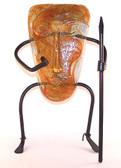 Pygmy Mask Orange