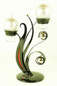 Telestic Candle Holder Double