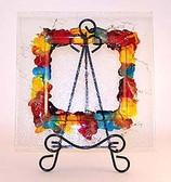 Decorate Glass Plates, Valencia 3 pc Set