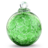 Bright Green Crackle
