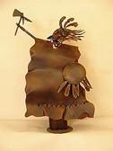 Apache Statuette 3