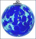 Blue / Green Ball  6 Inch