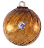 Amber Optic Iridized
