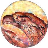 Proud Eagle Medallion