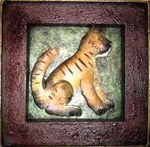 Tabby Cat Frame