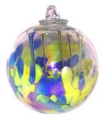 Medusa Spirit Ball, Dense Blue & Seed Green