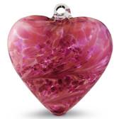 "Large Heart ""Tea Rose"""