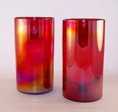 Glass Hurricane Candle Holder Set  Quantity 3 Sets