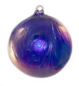 Cobalt Blue Iridized