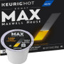 Maxwell House Boost Max 1.25x More Caffeine Coffee K-Cup® Pod. Compatible with most single cup brewers including Keurig & Keurig 2.0.