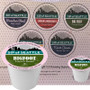 Sip Of Seattle BigFoot French Roast Coffee Single Cup. Compatible with all single serve brewers, including Keurig® and Keurig® 2.0.