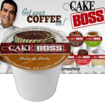 Inspired by TLC's hit series Cake Boss. A bakery mainstay, Dulce de Leche is rich, creamy caramel flavor kissed with a hint of buttery sweetness.