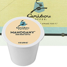 Caribou Mahogany Coffee K-Cup