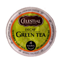 Embrace the benefits of green tea without committing to the caffeine. This tea is a blend of authentic green tea and delicate Bai Mu Dan white tea – one of the rarest and youngest of teas. This full-bodied brew has everything you seek from a fine quality Green Tea, but you can enjoy its smooth flavor anytime - this one won't keep you up at night.